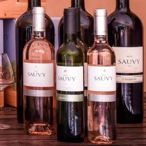 Chardonnay - Mas Sauvy